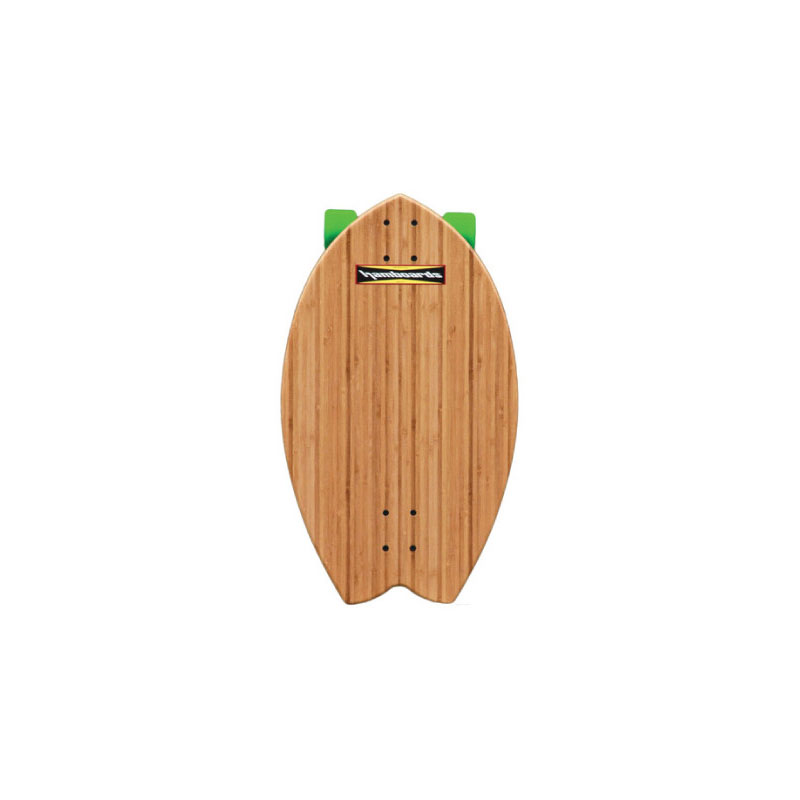 Hamboards Biscuit Natural Bamboo