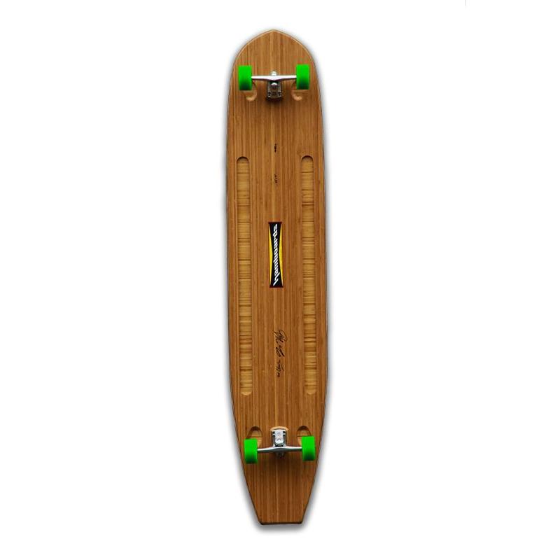 Hamboards Classic Natural Bamboo