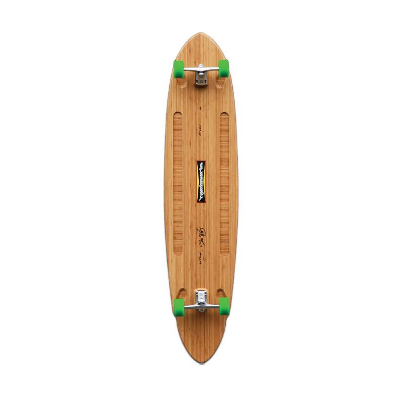 Hamboards Pinger Natural Bamboo